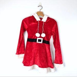 Christmas Darling girl's Halloween costume dress